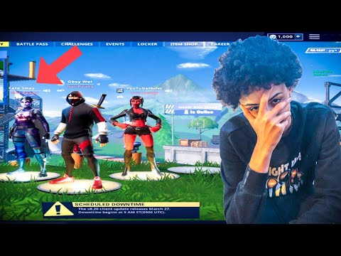 I Played With The FAKE FaZe Sway Then Invited Hulvc (He Cried) 😂🤦🏻♂️