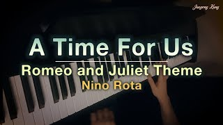 A Time For Us - Romeo and Juliet Theme - Nino Rota - piano cover - Jaeyong Kang
