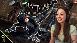 Freeing Catwoman & Lying To Robin / Batman: Arkham Knight / Part 9