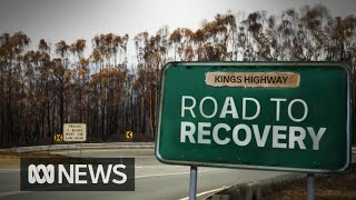 ACT and the NSW South Coast start the long road to recovery after devastating