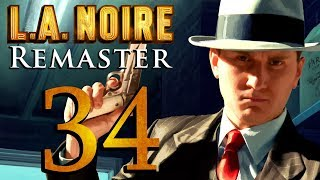 L.A. Noire Remastered playthrough pt34 - Home Alone