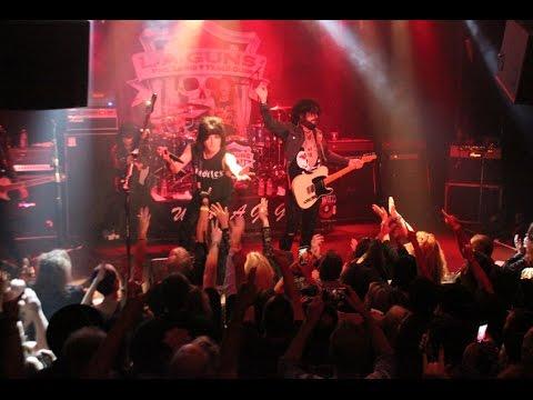 L.A. GUNS - No Mercy - Live at the Whisky a go go