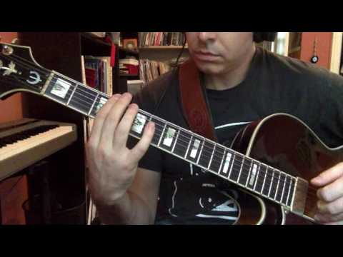 O Tannenbaum, ( O Christmas Tree ) guitar chord melody