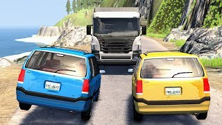 700,000 Subscribers Special - Best of Realistic High Speed Crashes #4 - BeamNG Drive | CrashBoomPunk