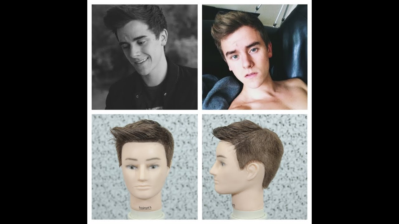 connor franta hairstyle