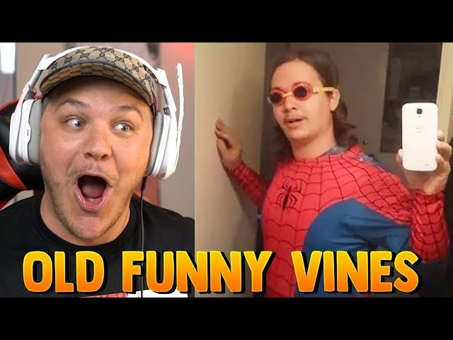 Funniest Classic Vines - Reaction