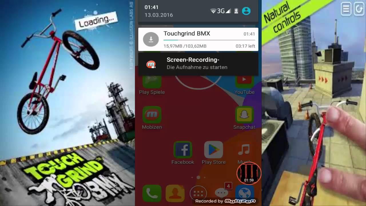 Скачать touchgrind bmx с модом