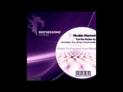 DSR295 Nicolas Mazzoni - Feel The Rhythm Ep • Deepsessions Recordings