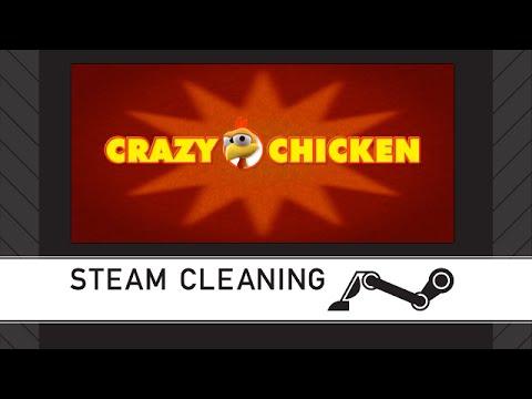 Steam Cleaning - Moorhuhn (Crazy Chicken) |