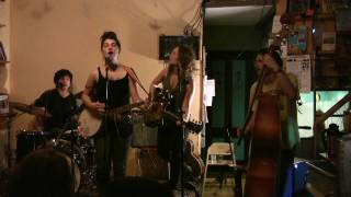 Sons of an Illustrious Father - Go Down Moses (Live at Vox Pop)