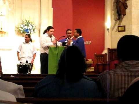 El Condor Pasa (St. Peter's Church Choir) - YouTube