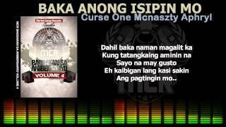 Repeat youtube video BAKA ANONG ISIPIN MO - Curse One, Mcnaszty, Aphryl (JEBEATS) [HQ]
