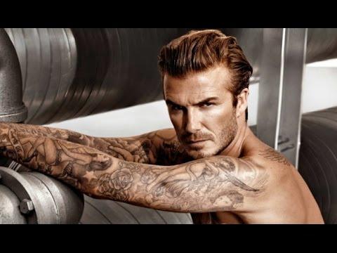 Los Mejores Tatuajes De Hombres Famososbest Celebrity Tattoos