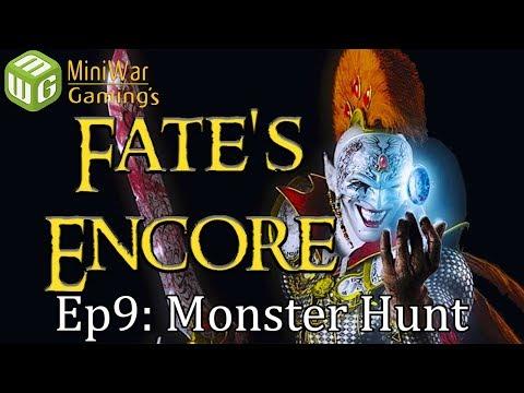 Monster Hunt - Fate's Encore Warhammer 40k Harlequin Narrative Campaign Ep 9