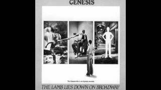 Genesis - The Lamia (Ultimate remastered)