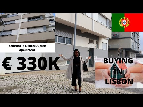 WHAT 330 000 EUROS GETS YOU IN LISBON (Metropolitan Area)| Buying an Apartment in LISBON