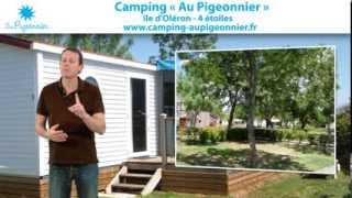 Camping Île d'Oléron - Camping Au Pigeonnier