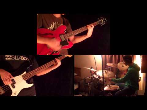 Incubus - Nowhere Fast Cover (All Instruments)