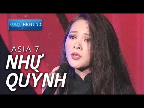 «ASIA 7» Chuyện Hoa Sim - Như Quỳnh [asia REWIND]