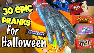 30 Epic Halloween Pranks That Will Make Halloween  Way More Fun - How To | Nextraker