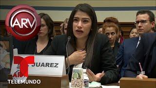 Madre denuncia muerte de su bebé en centro de detención | Al Rojo Vivo | Telemundo