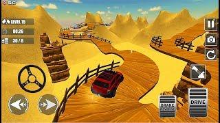 Mountain Jeep Climb 4x4 -  Offroad SUV Car Games - Android GamePlay #2