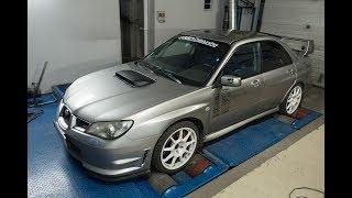 Totalcar Erőmérő: Subaru Impreza WRX STI (400 le)