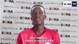 Said Ndemla: Amataja mchezaji 'muongo muongo' ndani ya kikosi cha Simba? a Ugando