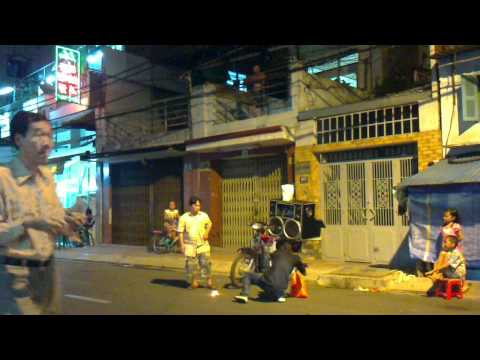 越南賣舞通街