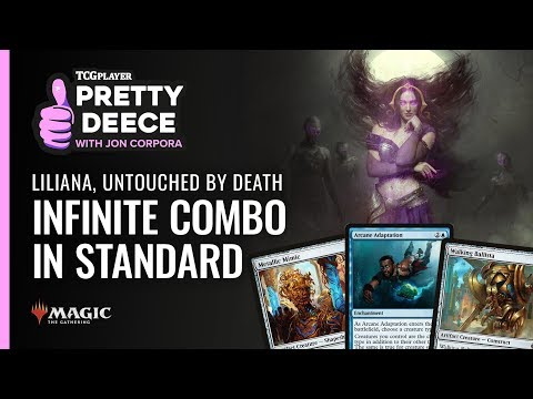 [MTG] Liliana, Untouched by Death INFINITE COMBO in Standard