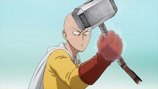 【THEORY】 Сможет ли Сайтама поднять молот Тора(One punch man ) / Сan Saitama lift Thor's hammer ?