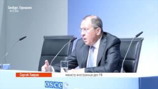 Лавров об обмене пленными на Донбассе
