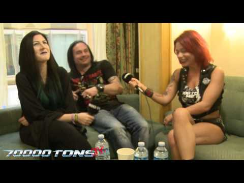 Musician Monday with CRADLE OF FILTH on 70000TONS.tv