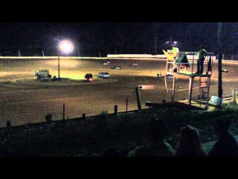 Mod lites at Jackson County Speedway