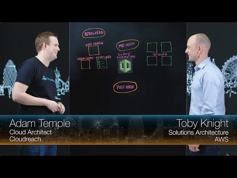 Cloudreach: Build Better Infrastructure with Sceptre and CloudFormation on AWS
