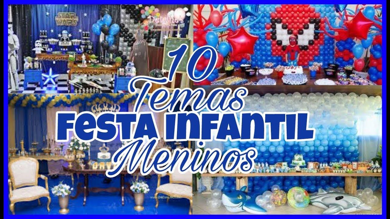 10 temas mais pedidos para festa infantil de meninos youtube 10 temas mais pedidos para festa infantil de meninos thecheapjerseys Image collections