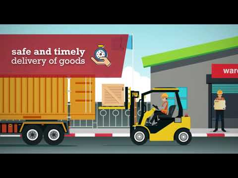 Everfast Freight Forwarders Corporate Film