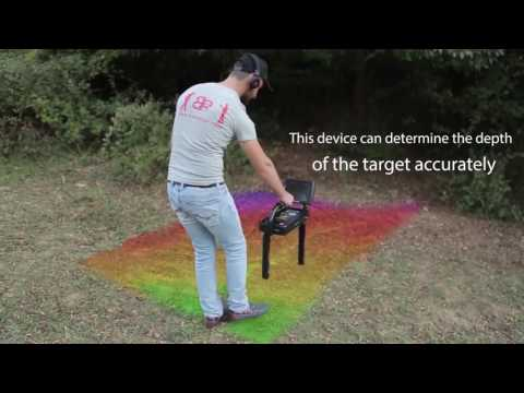 How to use Royal Analyzer 3D Ground Scanner | Discoverykingdom