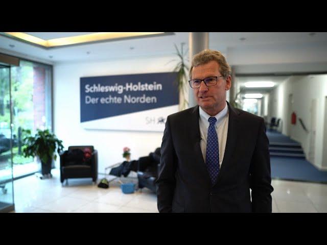 #Chancenmacher: Dr. Bernd Buchholz, Minister in Schleswig-Holstein