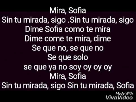 Mix - Alvaro Soler - Sofia ( Lyrics + DOWNLOAD )