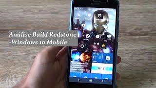 Análise: Build Redstone 14295 do Windows 10 Mobile + Cortana em PT BR
