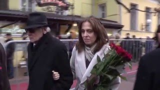 Москва прощается с Эльдаром Рязановым