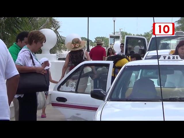 Capacitación vial para taxistas por transito