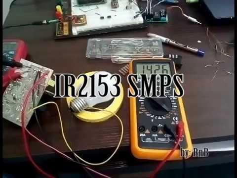 IR2153 SMPS - MedellinChooper