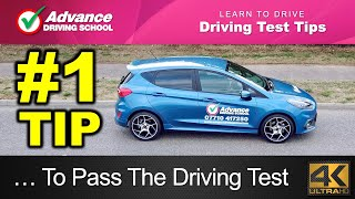 #1 Tip To Pass The Driving Test  |  Learn to drive: 2019 UK Driving Test