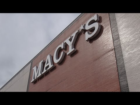 A Full Tour of the Former Macy's at Westfield South Shore in Bay Shore, NY (Camerawork by CVE9120)