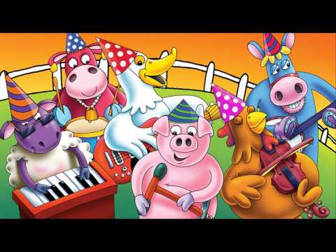 Maggie Moo Music - A compilation of Moo Music childrens songs