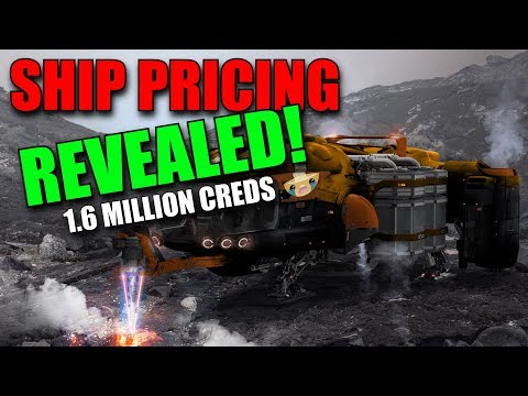 IN GAME SHIP VALUATIONS! TOO EXPENSIVE?!