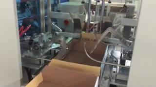 tray former  Automatic box folding machine