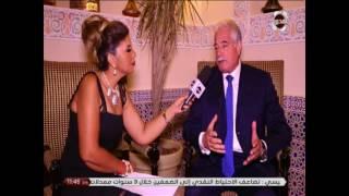 احلى النجوم - اللواء خالد محافظ جنوب سيناء لن تنطفئ انوارنا فى دعم السياحة